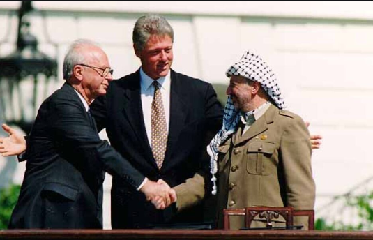 YITZHAK RABIN WAS ALWAYS A REALIST. HOW WOULD HE HAVE HANDLED THE 2020 MIDEAST?