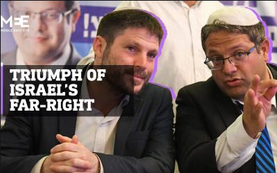 Israel election: The far-right is triumphant