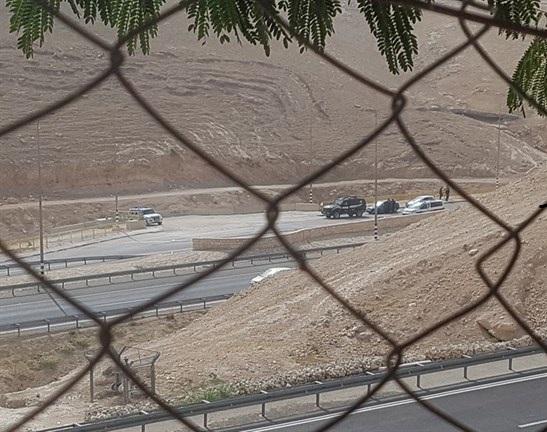 122 days of demolition threats, Israel seals off Khan al-Ahmar