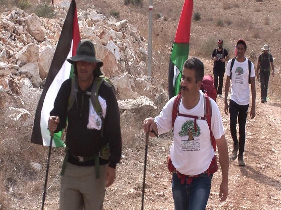 Masar Ibrahim al Khalil launches the Thru-Hike program