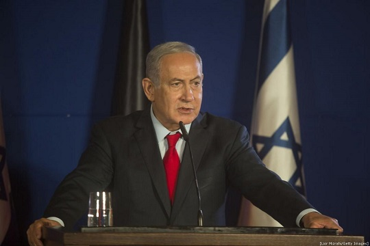 Netanyahu: No settler will be uprooted while I'm PM