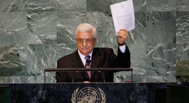 What Palestinian President Will Say at the United Nations General