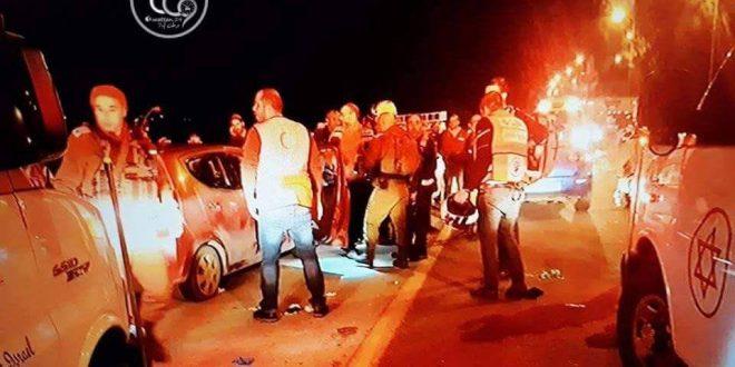 IOF close Nablus roads after killing of settler