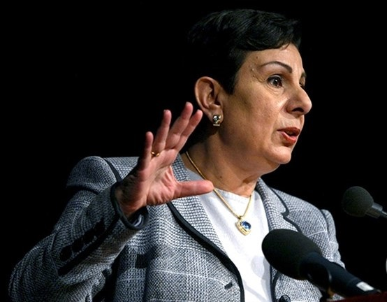 Ashrawi: 'Israel's Apartheid Road intends to entrench racist colonial regime'