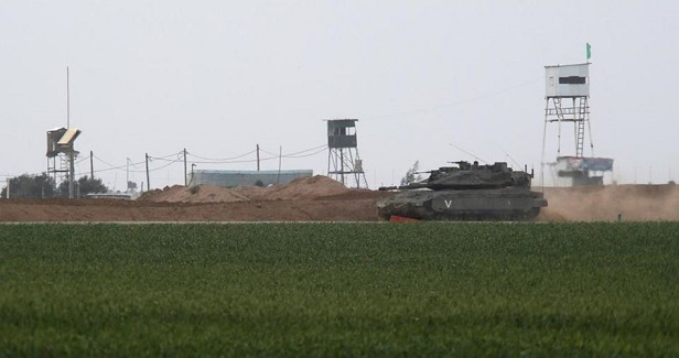 IOF opens fire at farmers southeast of Gaza