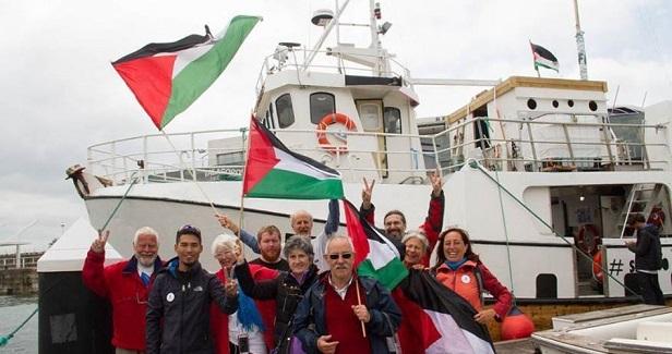 "Freedom Flotilla"" ships to set sail for Gaza today"