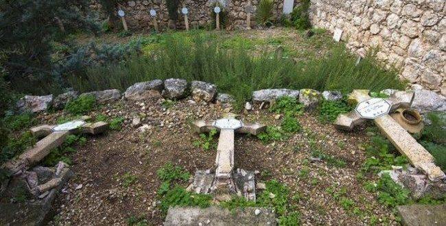 Jerusalem: Christian cemetery vandalized, graves destroyed