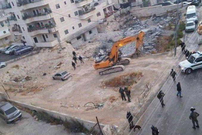 Israeli Authorities to Demolish 30 Palestinian Houses in a East Jerusalem