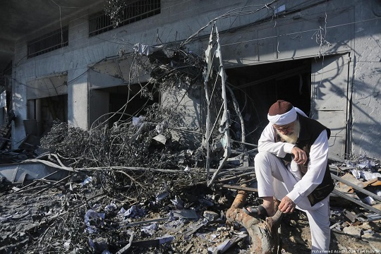 Latest attacks on Gaza cost Israel $33m, says military