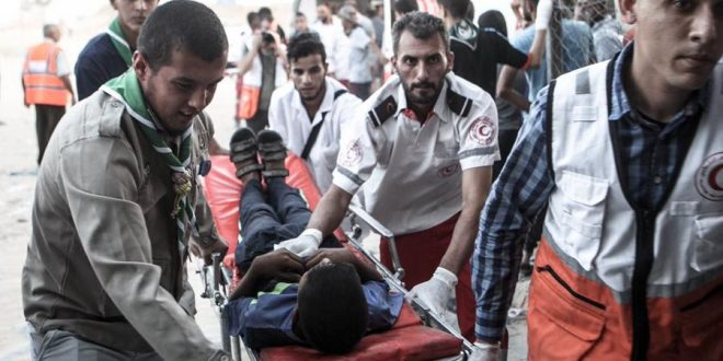 WHO appeals for $ 5.3 mln to respond to trauma and emergency needs in Gaza