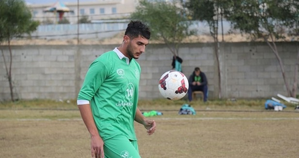 holds onto dream of international football career