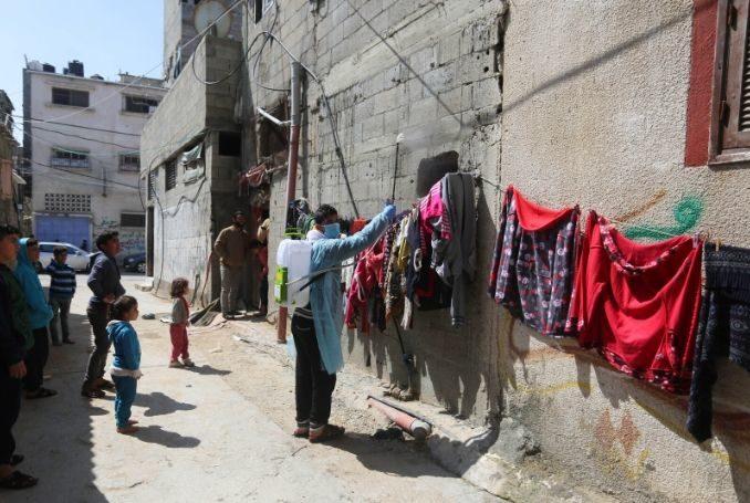 Gaza Reports 29 New Coronavirus Cases among Returnees from Egypt