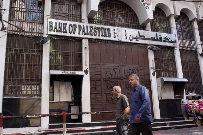 Palestinian businessmen to lend PA $150m for 3% interest