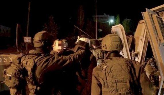 IOF arrest 18 Palestinians on Tuesday overnight