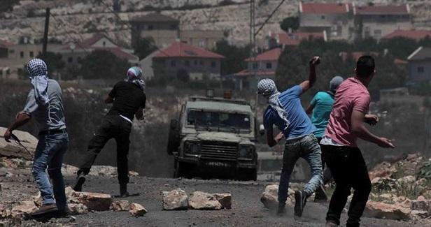 IOF tear-gasses Palestinian protesters in Kafr Qaddum
