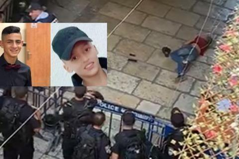 Israel to keep body of Palestinian boy to use for prisoner swap