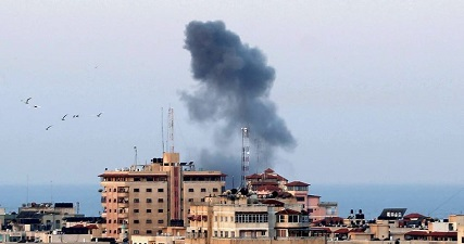Cautious calm in Gaza following hours of Israeli aggression