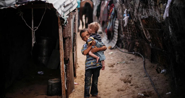 Up to 34% of Gaza residents live in abject poverty