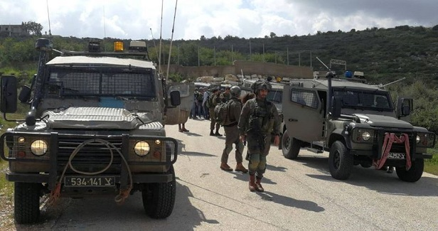 IOF harasses Deir Nidham villagers in W. Bank
