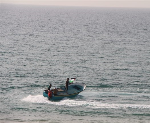 Israel expands fishing zone in Gaza