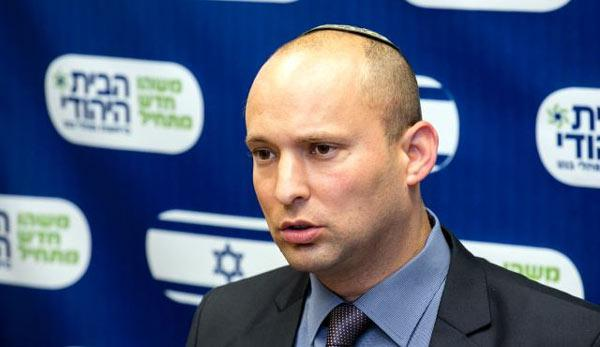 Bennett: 'The West Bank will soon become part of Israel'