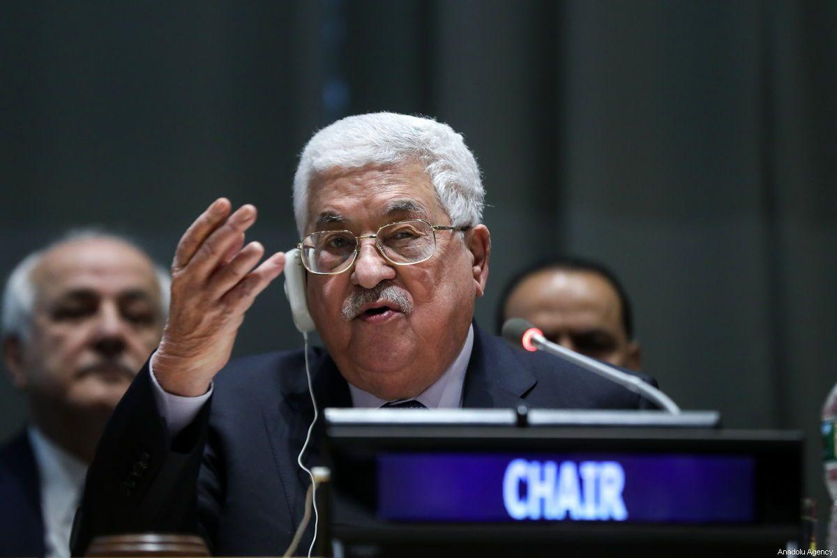 Palestinian President rejects US dictates during meeting with America delegation