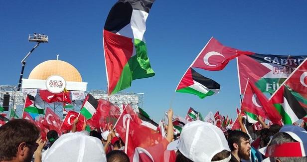 Palestinian school opens in Istanbul