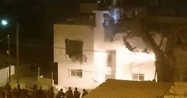 Israel razes Palestinian home in al-Khalil city