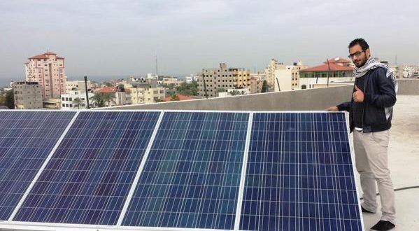PEA & World Bank launch project for improving energy security in Gaza through solar energy