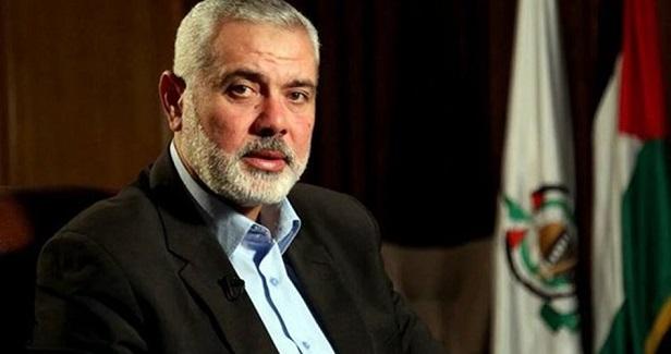 Haneyya offers condolences over Iraq-Iran quake victims