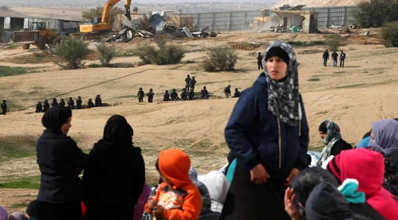 Israel to build camps as preparation for displacing Arab citizens