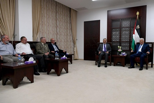 PLO factions boycott Central Committee meeting