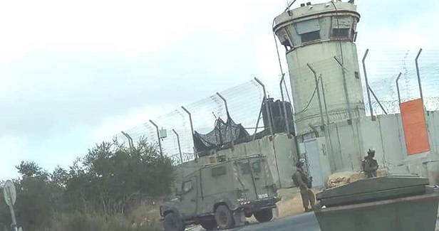 Israeli military restrictions imposed west of Salfit