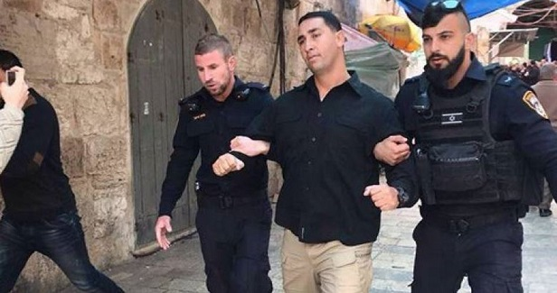 3 Muslim guards banned from Aqsa Mosque by Israeli police