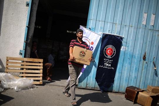 Exploiting Gaza Tops the UN's Humanitarian Agenda