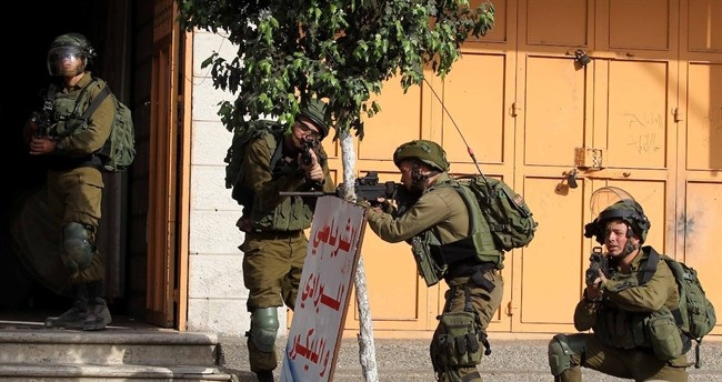 Israeli forces detain 7 Palestinians across West Bank