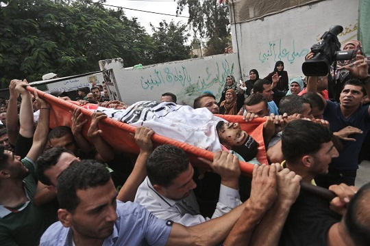 Palestinian factions 'reject irresponsible' rocket fire against Israel