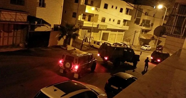 Palestinians arrested, cash seized in West Bank sweep by Israeli army
