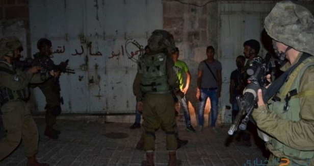 4 Palestinians kidnaped by IOF in W. Bank and J'lem