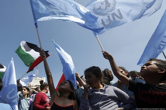 Closing UNRWA will not alter Israel's role in creating Palestine refugees