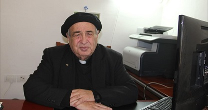 Father Musallam warns Arab normalizers not to come near Aqsa