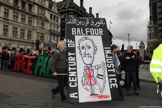 Britain should re-interpret the Balfour Declaration