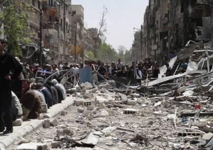 ابو يوسف والاحمد الى سوريا لبحث اعمار المخيمات