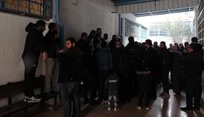 رابطة الفلسطينين المهجرين من سوريا إلى الأردن تدعو للتجمع داخل مبنى الأونروا في عمان