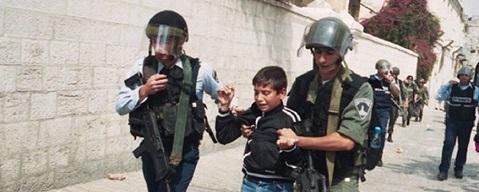 اعتقال (4) أطفال خلال مواجهات مع قوات الاحتلال بالقدس