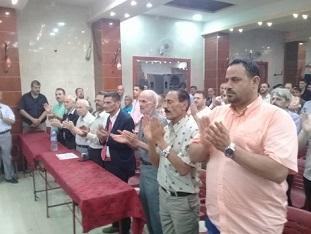 حفل تكريم للطلبة الناجحين والمتفوقين في الشهادتين الإعدادية والثانوية