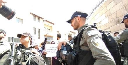 القدس: تأجيل البت في قضية منازل (58) عائلة بحي