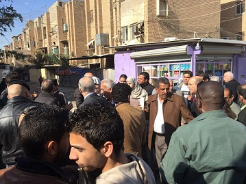 مرة أخرى... مفوضيّة اللاجئين تتسبب بتشريد عائلات فلسطينية في العراق