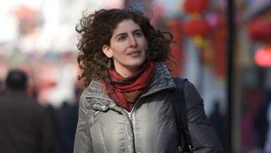مخرجة فلسطينية تترشّح لجائزة الأوسكار
