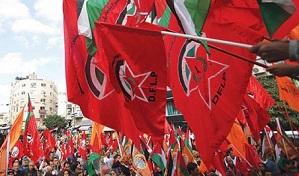 أكدت أن الحصار التجويعي لن يوقف مسيرات العودة وكسر الحصار «الديمقراطية»: ندعو السلطة للرد على الإجراءات الإسرائيلية الجديدة